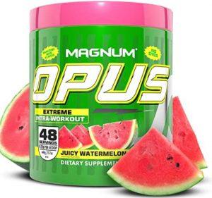 Magnum Nutraceuticals Stimulant Free Opus Intra