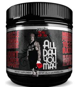 Rich Piana 5% Nutrition All Day