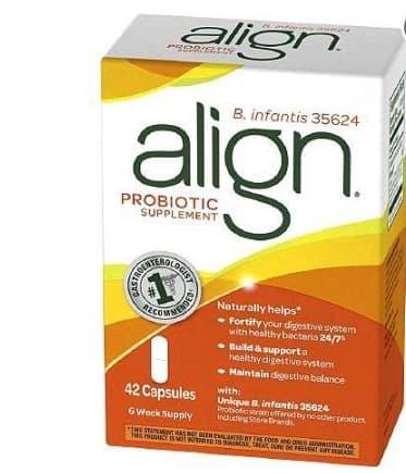 Align Probiotic Supplement