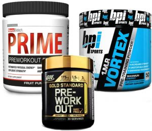 Pre-Workouts supplement