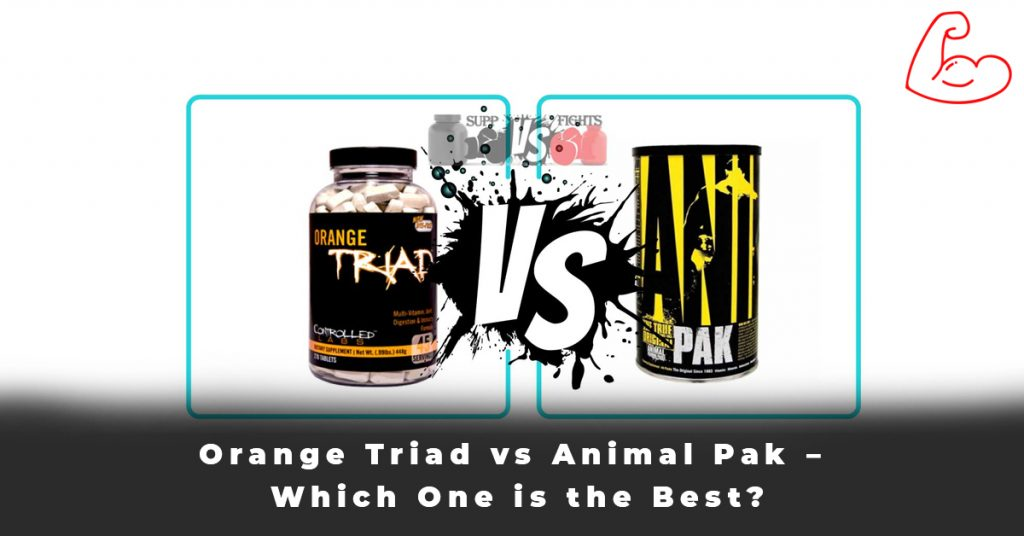 Orange Triad vs Animal Pak – Which One is the Best