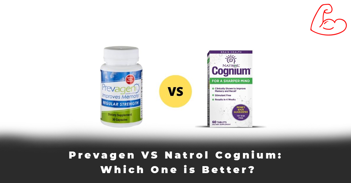 Prevagen VS Natrol Cognium Which One is Better