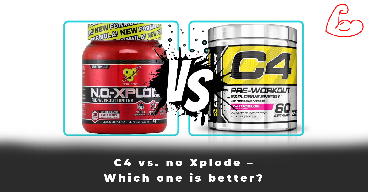 C4 vs. no Xplode – Which one is better