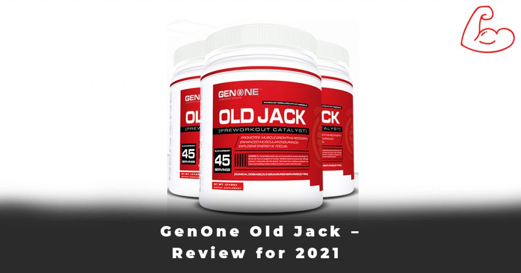 GenOne Old Jack – Review for 2021