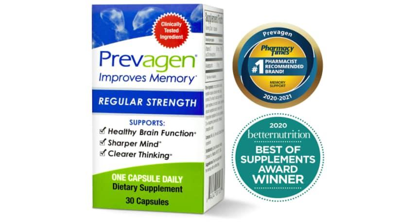 Prevagen Improves Memory Regular Strength