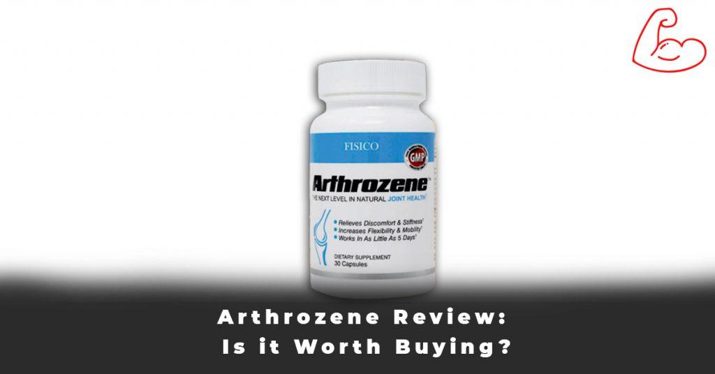 Arthrozene Review Is it Worth Buying