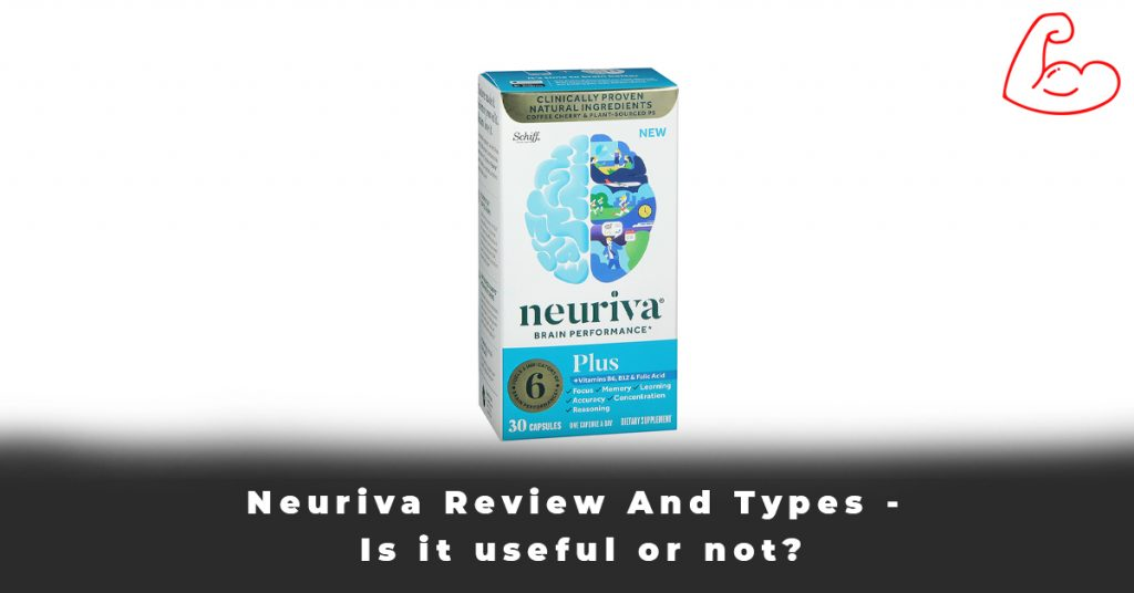 Neuriva Review And Types - Is it useful or not