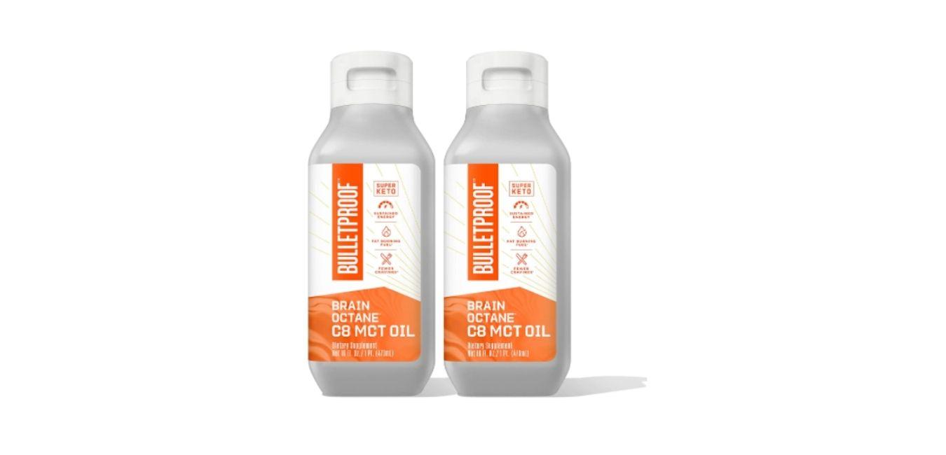 BulletProof's Brain Octane Oil