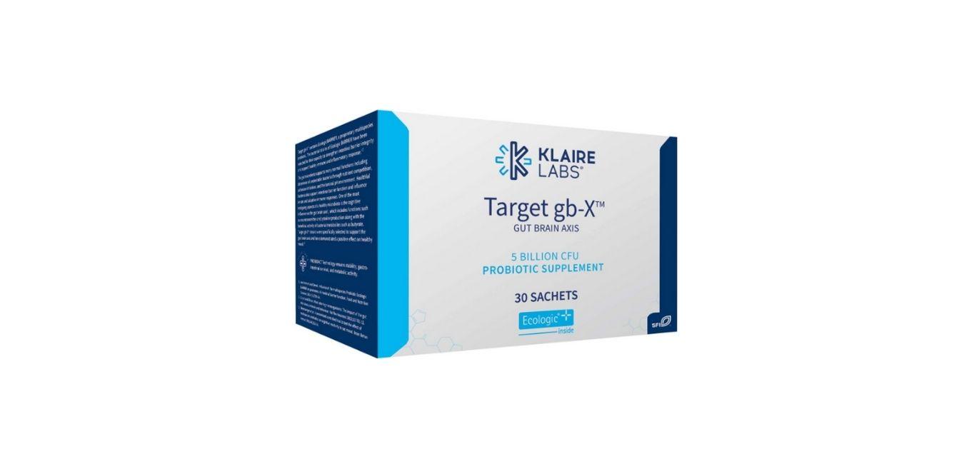 Klaire Labs Mood Probiotic Powder supplement