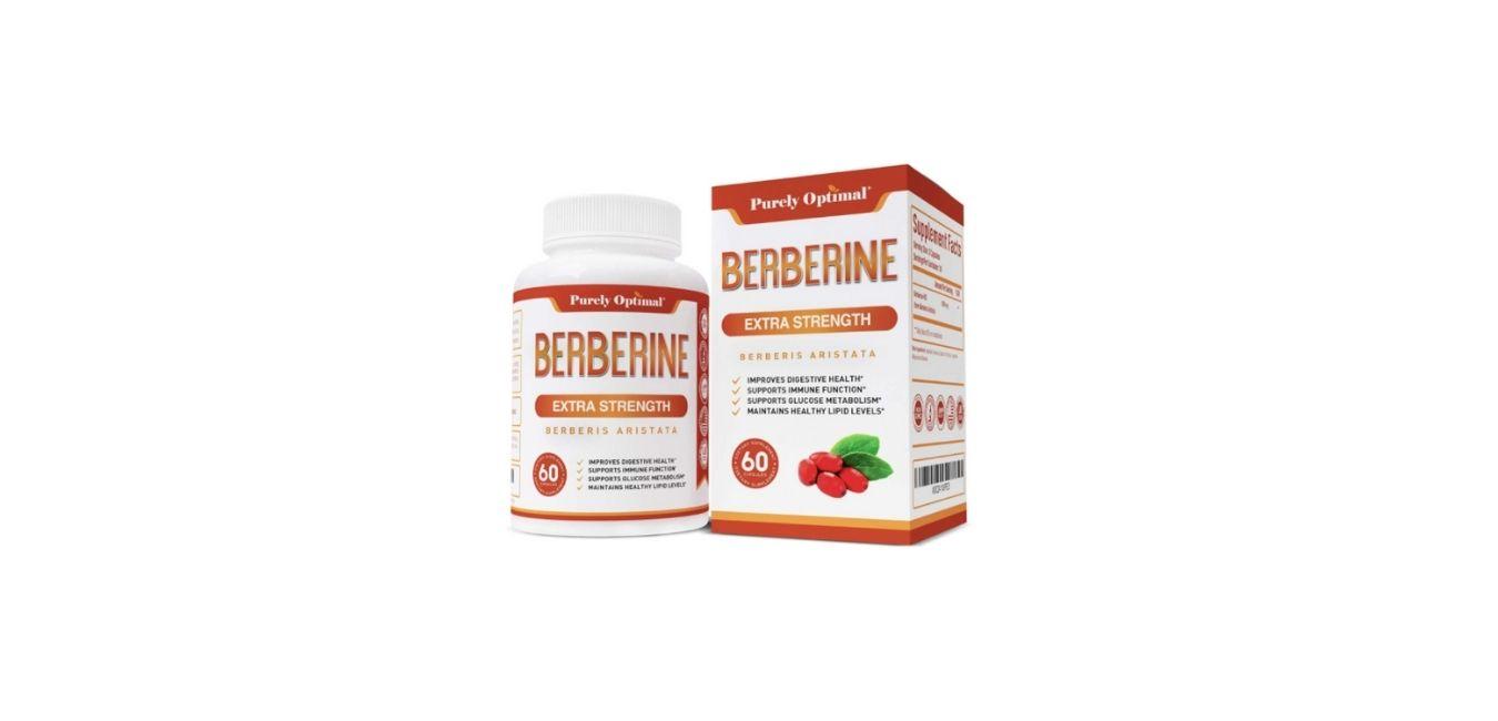 Premium Berberine Supplement