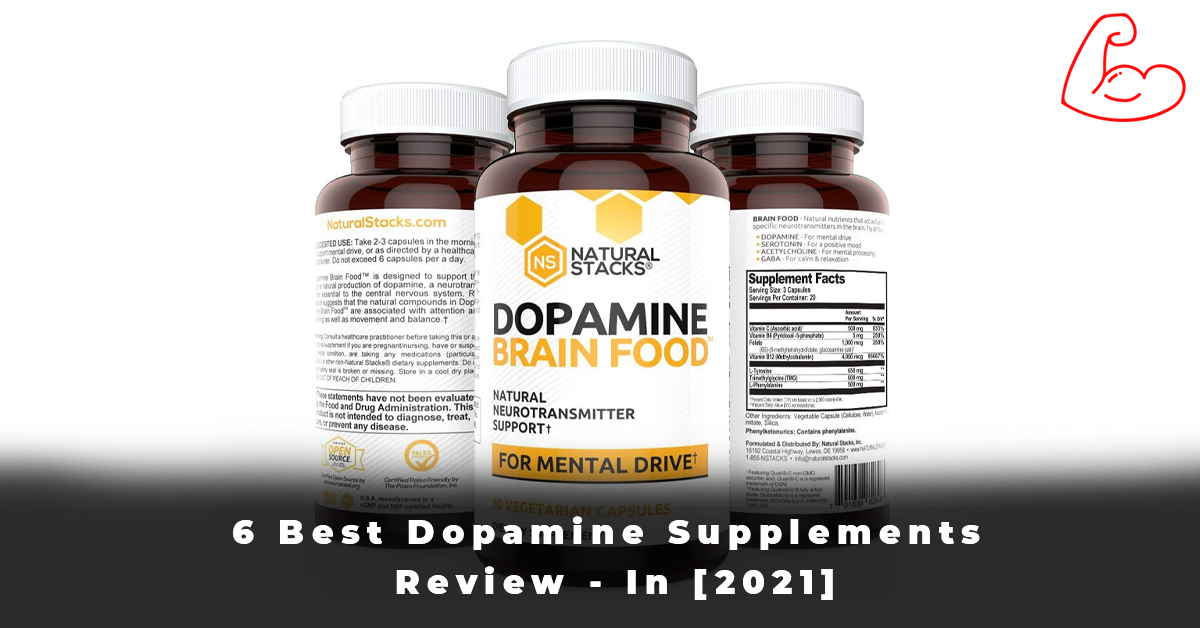 6 Best Dopamine Supplements Review - In [2021]